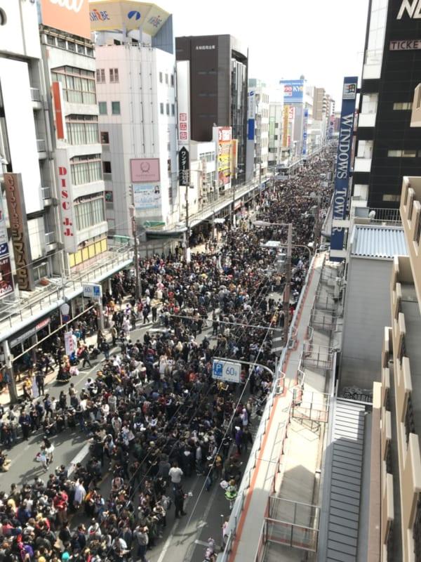 日本橋ストリートフェスタ2018レポ /Nipponbashi Street Festa 2018 Report