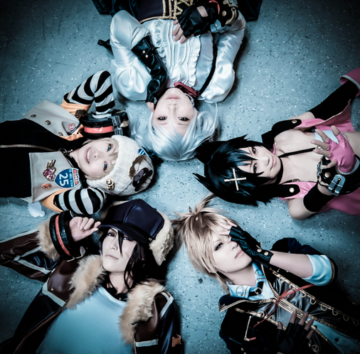 コスプレ特集 〜 GOD EATER 編 〜 Cosplay Collection – GOD EATER –