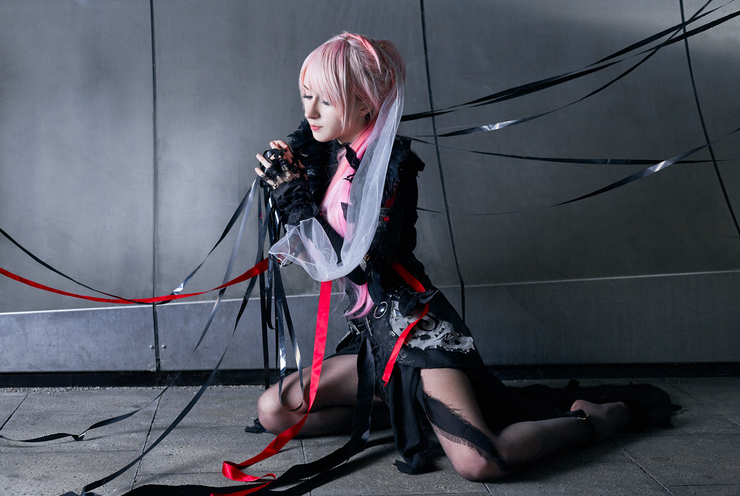 【World Cosplayer Collection #012】-  Cecinee –