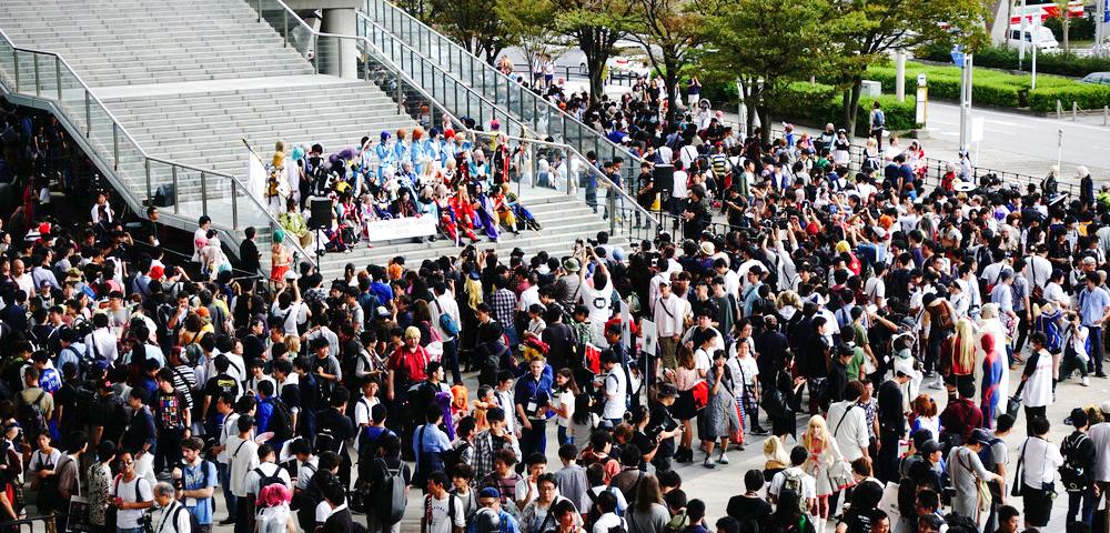(日本語) 東京ゲームショウ2019 コスプレエリアステージ『ギャザリング(大型あわせ)』参加者募集