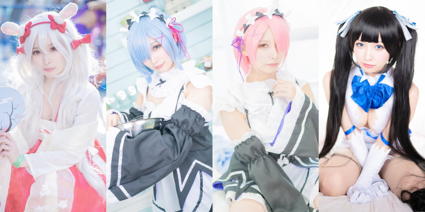 【 Cure WorldCosplay   FEATURE COSPLAYER 】 ☆うさるち さん☆