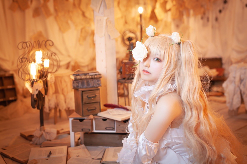 【 WorldCosplay   FEATURE COSPLAYER 】 ☆マリ さん☆