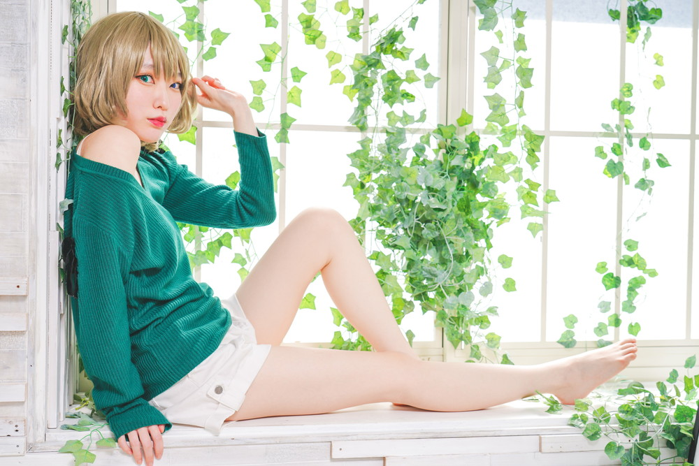 【 WorldCosplay   FEATURE COSPLAYER 】 ☆ Sere Hoshimiya ☆