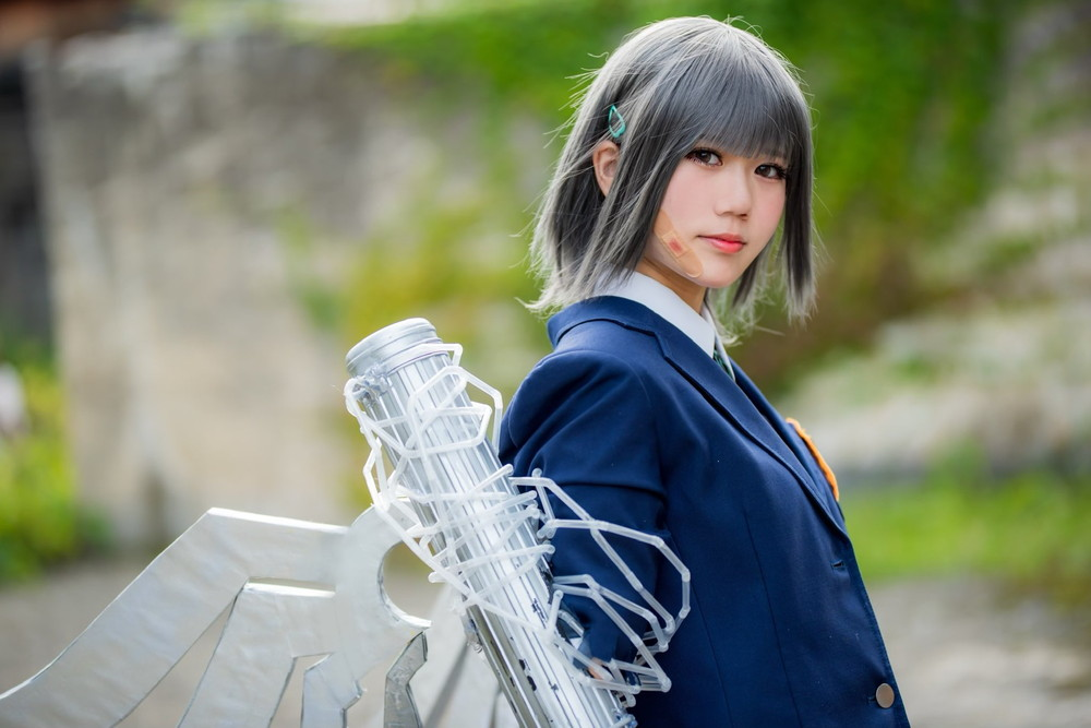 (日本語) 【 WorldCosplay   FEATURE COSPLAYER 】 ☆まおまる さん☆