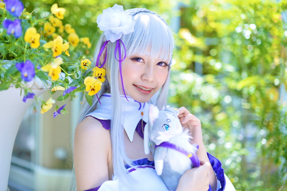 (日本語) 【 WorldCosplay   FEATURE COSPLAYER 】 ☆りさまる さん☆