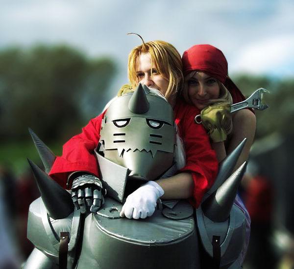"""""""鋼の錬金術師""""実写映画公開/ Cosplay Collection – Fullmetal Alchemist-"""