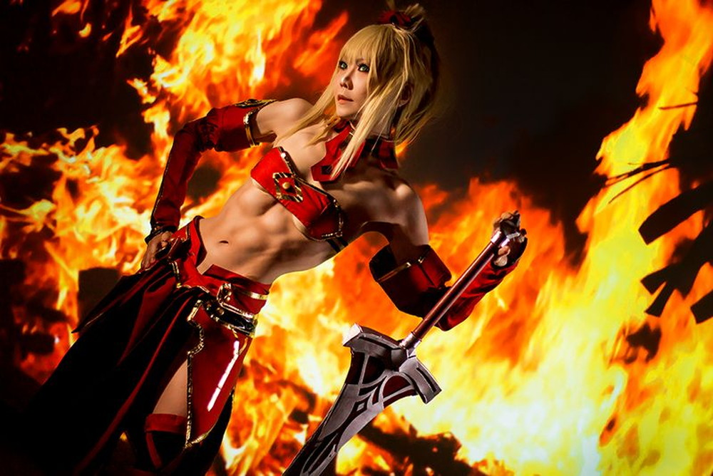【 WorldCosplay   FEATURE COSPLAYER 】 ☆なちこ さん☆
