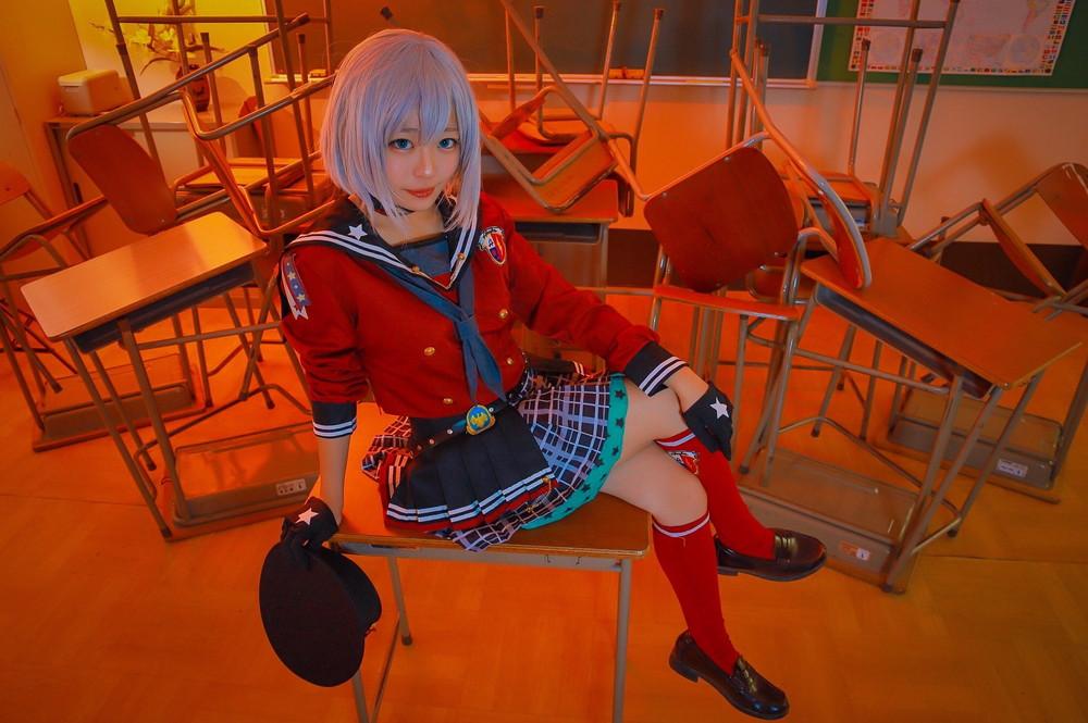 【 WorldCosplay   FEATURE COSPLAYER 】 ☆ Miya Amane ☆